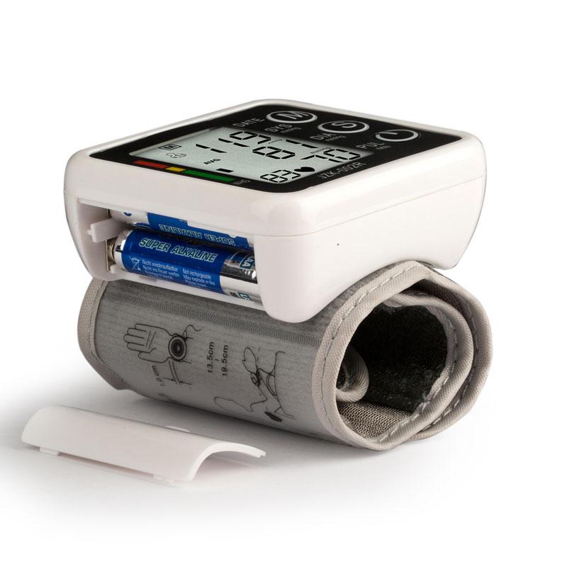 Wrist Blood Pressure Monitor Automatic Digital Meter Cuff Blood Pressure Measurement Health Household Tonometer Sphygmomanometer 11