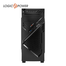 LOGIC POWER desktop computer case ps USB 3.0 New Arrivals Metal thickness 0.7mm Form-factor ATX/MicroATX #4589