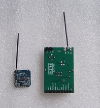 2.4G mini wireless video transceiver module monitors, audio and video transmission module transmitting and receiving