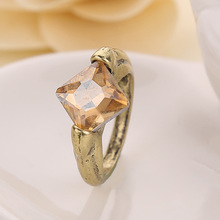 Fine Jewelry Wholesale Product Unique Potter Horcrux Ring Europe America Movie Men Women Crystal Rings Vintage Harry Ring