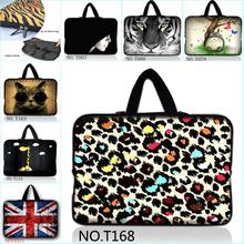 Neoprene Laptop Bag For Notebook Netbook Sleeve Cases Tablet Pouch For 9.7 10 12 13 13.3 15 15.6 17 inch Mini Computer Briefcase