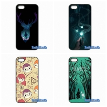Cover For LG G2 G3 G4 G5 Mini G3S L65 L70 L90 K10 For LG Google Nexus 4 5 6 6P Harry Potter Doodle Hard Phone Case(China)