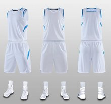 2017 Custom Men basketball jerseys clothes jersey sets shirts shorts basketball clothing Training pants Suit