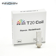 Buy 5pcs/lot Innokin Endura T20 Coil electronic cigarette cores 1.5Ohm Japanese Organic Cotton Coils T20 Tank vape atomizer for $12.79 in AliExpress store