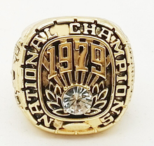 1979 NCAA Alabama Crimson Tide American football sale replica championship rings fashion men jewelry Fast shipping STR0-241