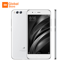 "Xiaomi Mi6 Mi 6 Mi6 6GB 64GB ROM Mobile Phone Snapdragon 835 Octa Core 5.15"" FHD Four Sided Curved Body 12MP Dual Back Cameras(China)"