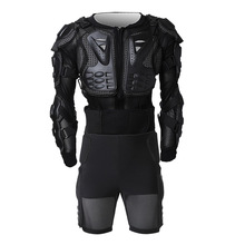 Bicycle motorcycles armor suit riding riding down clothing outdoor off-road anti-crash clothing knights essential(China)