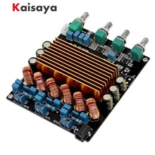 Buy TC2001 STA508 2.1 Class D HIFI AUDIO Digital HIFI power Amplifier Board 160W+80W+80W Amplifiers for $35.98 in AliExpress store