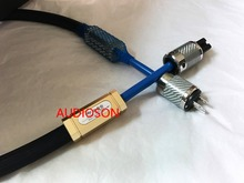 Hi-End Siltech Triple Crown AC Power Cable with Furutech FI-50M NCF Plug