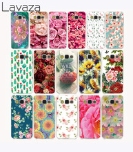 Lavaza 3259CA Flowers Daisy Plants Cactus Hard Case for Samsung Galaxy A3 A5 A7 J3 J5 J7 Grand 2 J3 J5 Prime 2015 2016 2017(China)