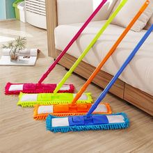 Home Cleaning Tool Handheld Sweeper Broom Floor Mops Colorful 360 Degree Rotatable Cleaner Extendable Microfibre Sweeper Cleaner