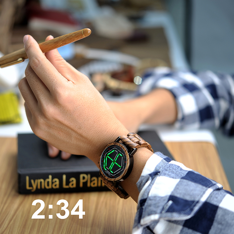 wooden wristwatches bobo bird fashion watches for gifts (66)