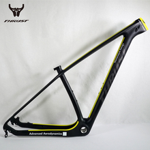 Buy THRUST Carbon Mountain Bike Frame 29er 2017 Cheap Carbon Fibre Frame UD T1000 Carbon mtb Bicycle Frame Cycling Bicycle Frameset for $252.30 in AliExpress store