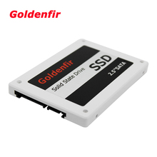 Goldenfir SSD 60GB 120GB hd SSD laptop hard disk 2.5 SSD 120GB for APPLE DELL HP(China)