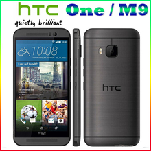 "M9 Unlocked HTC ONE M9 Mobile phone Quad-core 5.0"" TouchScreen Android GPS WIFI 3GB RAM 32GB ROM Cell phones Free shipping"