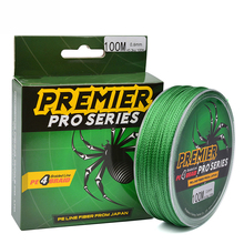 NCC 100M 6-100LB Fishing PE Line Red/Green/Grey/Yellow/Blue Super Strong Dyneema Spectra Extreme Sea Braided Fishing Line