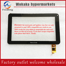 1pcs/10pcs New 7 Inch Digitizer Front Touch Screen Glass Replacement For Visual Land Prestige 7L (P/N:TOPSUN_C0027_A1)