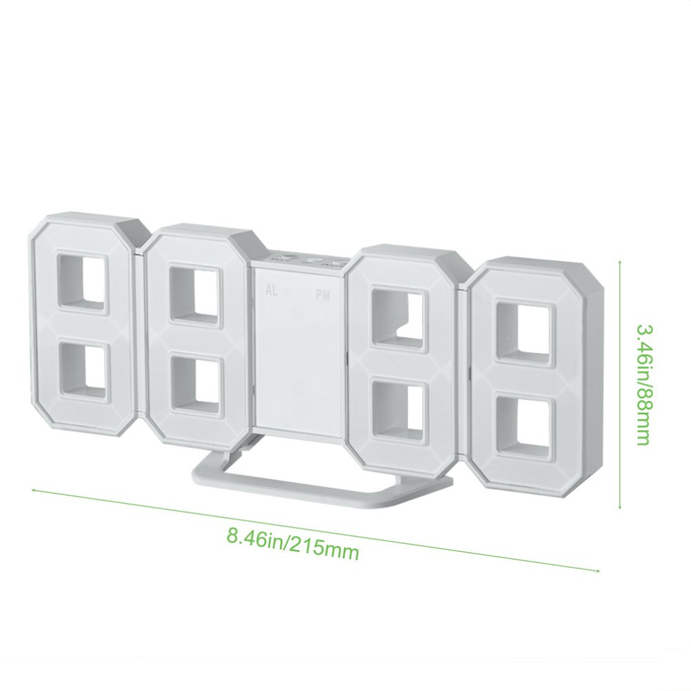 Multi use 8 shaped led display desktop digital table clocks multi use 8 shaped led display desktop digital table clocks thermometer hygrometer calendar weather station forecast clock us408 fandeluxe Image collections