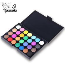 Professional 28 Colors Ultra Shimmer Eyeshadow Palette Cosmetic Makeup Glitter Shadow Palette Eye Beauty Make Up Tool for Women
