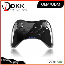 Newest brand Dual Analog Wireless Classic Gamepad Controller For Nintendo Wii For Wii U Pro Joystick better playing games(China)