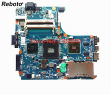 Reboto For SONY VBCEB M961 MBX-224 Laptop Motherboard Mainboard 1P-0106J01-8011 HM55 HD 5650/1GB A1794333A 100% Tested Fast Ship(China)