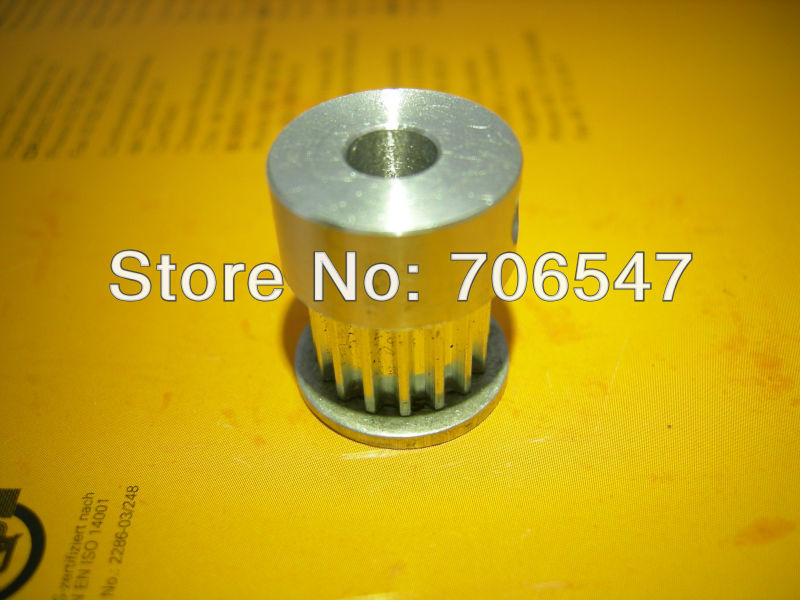 Free Shipping 6 Pcs 16T2.5 Aluminum Timing Belt Pulley And 10m  PU T2.5 Open Timing Belt Wholesale $36<br>