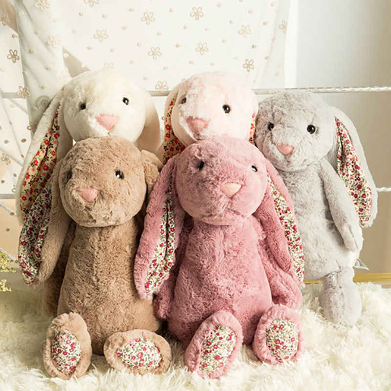 2017 Cute Bunnies Baby Soft Plush Bunny Rabbit Toy...