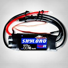 Skylord ESC 40A Switch UBEC-5V/3A for Airplane Helicopter wholesale price dropship RC model accessories Free shipping(China)