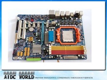For Gigabyte GA-MA770-US3 Socket AM2+ AM3 Dual Quad Core AMD CPU Game Desktop Motherboard ,100% tested good!