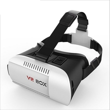 2016 Professional 4.7 ~ 6.1inch Phones VR BOX VR Virtual Reality Case 3D Game Vedio Movies Glasses for Android/IOS/PC system