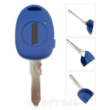 new Car Key For Fiat 1 Button Remote Cover Case Fobs Blanks Transponder ducato Punto Ducato doblo 500 bravo for fiat key shell