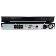 HIKVISION DS-7608NI-K2/8P DS-7616NI-K2/16P Embedded 4K POE NVR IP Camera CCTV Network Video Recorder Support Onvif Protocal