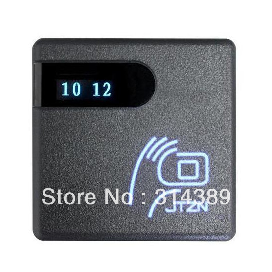 New 125Khz, wiegand26/34 dual Led 9V 12V epoxy packaged RF contactless EM4100/4102 ID card KO Knock out box READER<br>