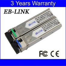 For D-LINK DLINK Compatible DEM-331T DEM-331R,1310/1550nm 1.25G 40km WDM BIDI SFP Transceiver module(China)