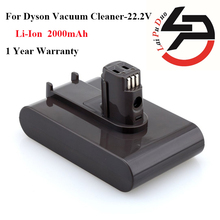 Hot sale! High Quality Replacement Battery For Dyson Vacuum Cleaner First Generat: DC31 DC34 DC35 DC44 DC45 22.2V 2000mAh Li-ion