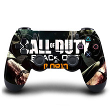 Game PS4 Controller Skin Call of Duty Protective PVC Sticker Full Coverage for Sony Play Station 4 Wireless Controller Accessory(China)