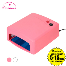 Dorame SUND1 36W UV Led Lamp Nail Dryer UV Lamp for Nail Gel Polish Curing Nails Lamp Dryers Nail Art Tools
