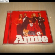 BINYEAE- new seal: ANNIE ORIGINAL MOTION PICTURE SOUNDTRACK-CD light disk [free shipping](China)
