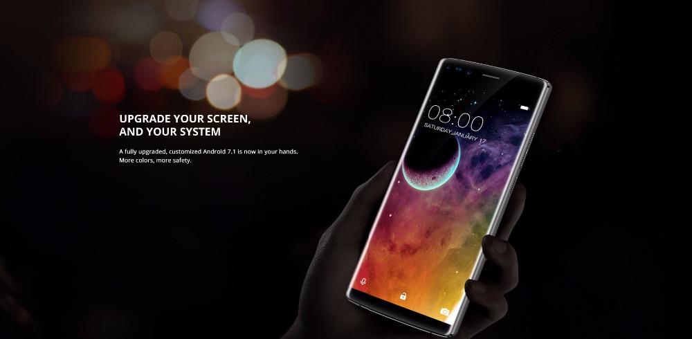 DOOGEE MIX 2 Smartphone Android Phone-7