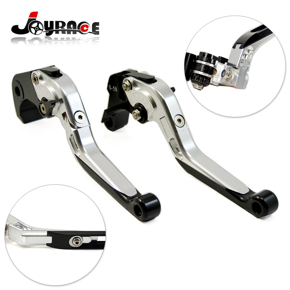 CNC Adjustable Motorcycle Brake and Clutch Levers For Yamaha YZF R6 YZF R1 FZ1 FAZER R6S USA VERSION R6S CANADA VERSION 2009<br><br>Aliexpress