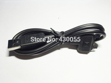 100% New Original Housing 1pc Mobile USB charging cable line For Sony Ericsson K750i K758c K770i K790c W810 W595 k790 k750(China)