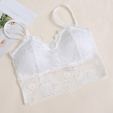 d0a339618d30 Hot Sales Women Lace Tube Tops Sexy Spaghetti Strap Tube Tops Ladies  Camisole Underwear Crop Top Inner Clothes &