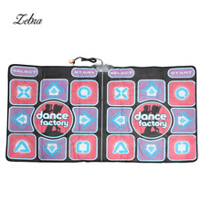 160cmx 93cmx 8mm Wireless TV/PC Double Dance Pad English Menu Sensing Game Dancing Pad Mat For Musical Instruments Lover