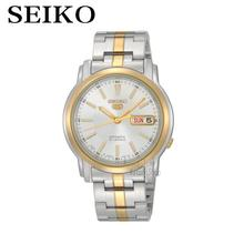 SEIKO Watch No. 5 Automatic Fashion machinery men watch SNKL84K1 SNKL83J1(China)