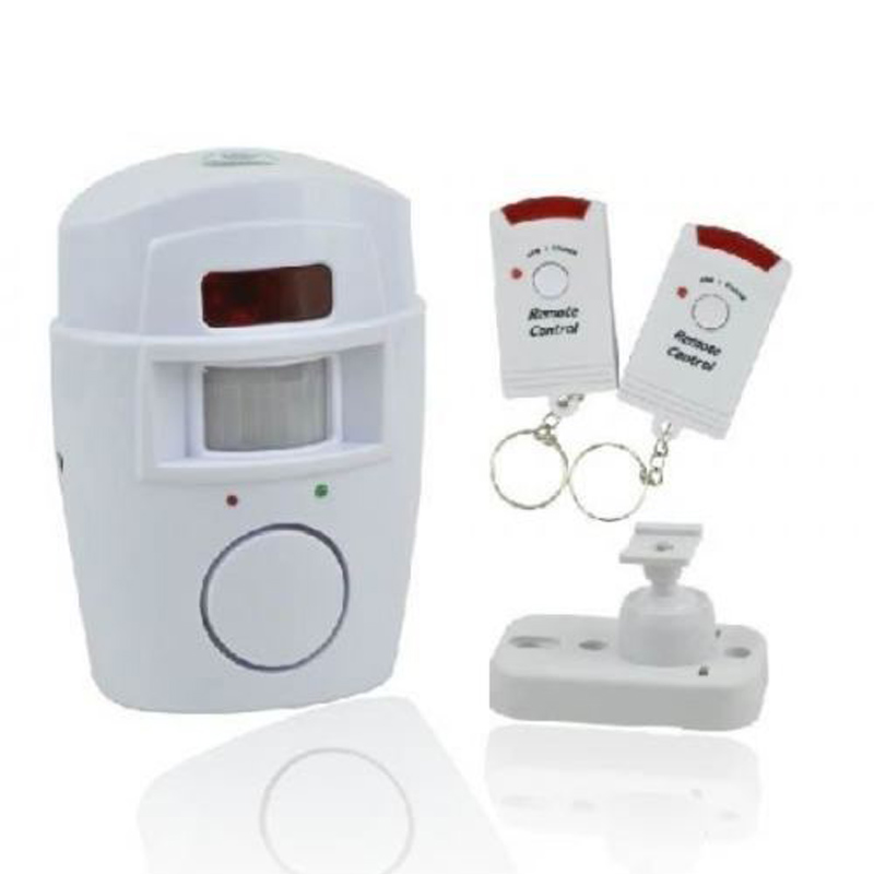 Infrared Driveway Wireless Motion Outdoor Alarm Sensor Alert Detectors Security Device ND998(China)
