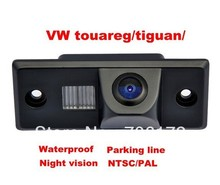 VW Volkswagen Passat Car Rear View Camera Passat Car Reverse Camera with WaterProof IP68 Wide Angle 170 Degrees !Free Shipping!
