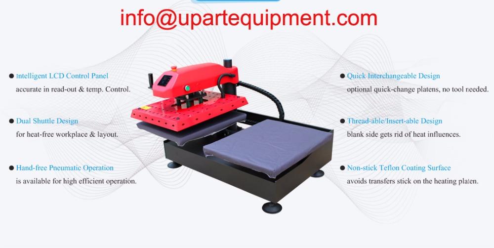 pneumatic heat press machine 1
