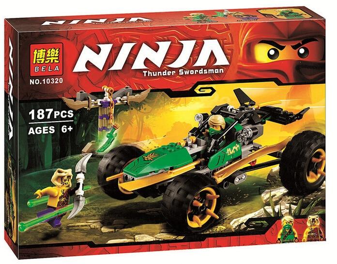 Bela Ninjagoes Jungle Raider Anacondrai stone pillar Building Block Set Lloyd Kapau  figures Toy lepin 70755 Compatible<br><br>Aliexpress