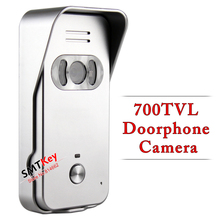 2015 New Sytle 700TVL Color Video doorphone Camera Outdoor Unit Camera for Intercom