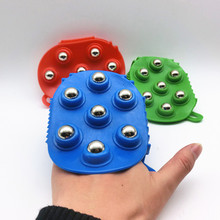 360 Degree body cellulite massage cell roller ball pain relief relax massager neck leg back massage wheel massageador corporal(China)